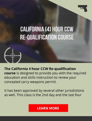 California-4-hour-CCW-Re-Qualification-Course